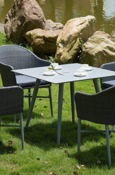 Santorini 4-Seater Dining Set