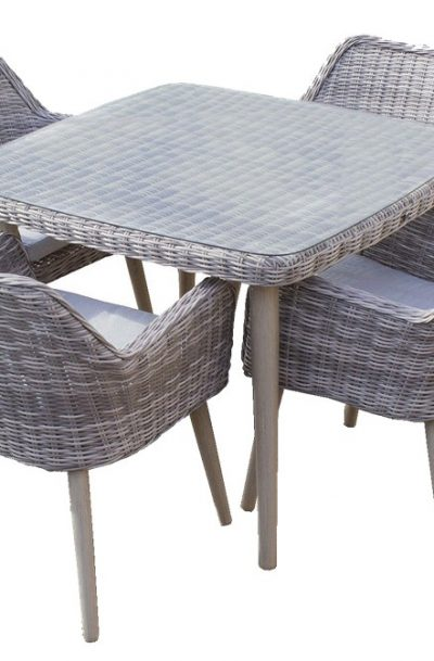 Verona 4-Seater Dining Set