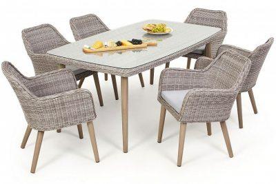 Verona 6-Seater Dining Set