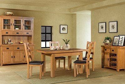 Montreal Oak Furniture Collection