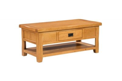 Montreal 1 Drawer Coffee Table