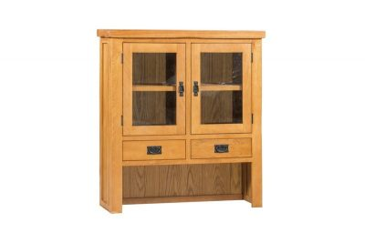 Montreal 2 Drawer 2 Door Hutch