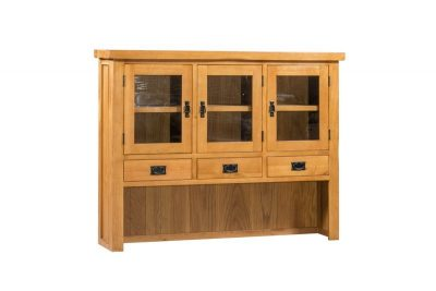 Montreal 3 Drawer 3 Door Hutch