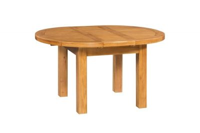 Montreal Oval Extending Dining Table