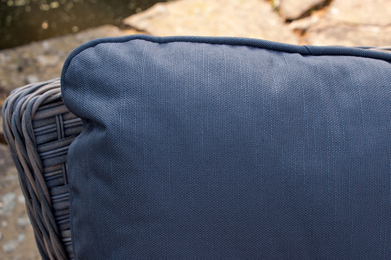 Corfu Woodash Companion Bench 7