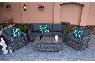 Miami 3 Seater Sofa Set 1